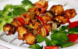 COCKTAIL CHICKEN TIKKA