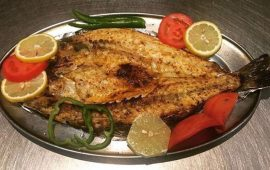 FISH BAGHDADI