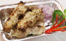 COCKTAIL CHICKEN MALAI KABAB
