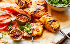FISH TANDOORI